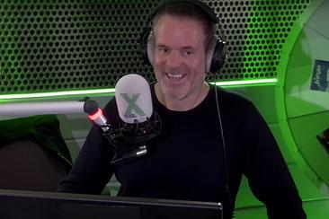 Radio-X with Chris Moyles